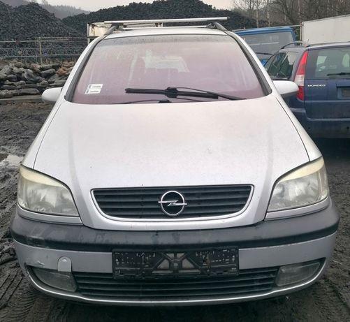 Opel Zafira A 2,0 lampa tylna, części FV transport/dostawa
