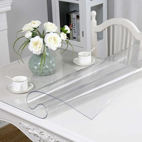 Силиконовая пленка для стола, мягкое стекло для поверхности.