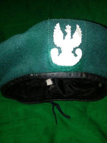 Sprzedam zielony beret, Wojska Lądowe. W.P.