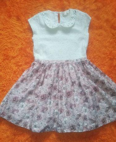 Плаття для дівчинки 7-8років
