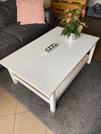 Ława stolik kawowy Hemnes Ikea biały