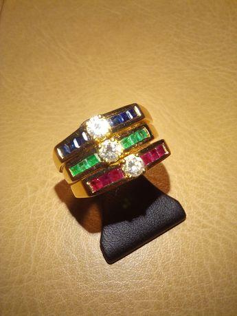 Conjunto anéis Joalharia