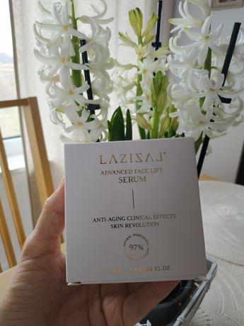 Serum przeciwzmarszczkowe, Lazizal, próbki