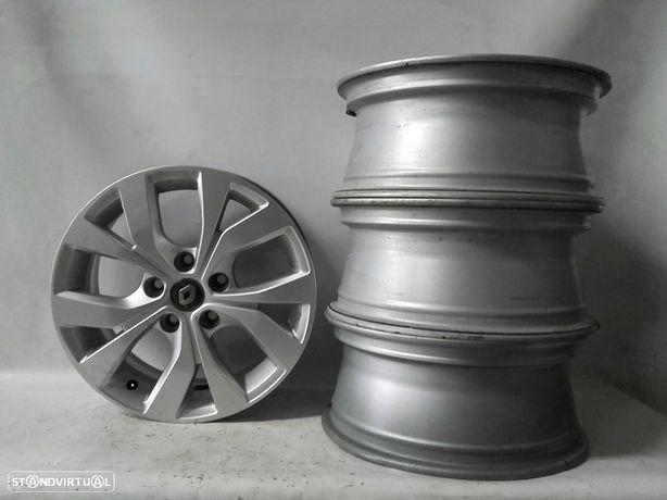 Conjunto Jantes Especiais Renault Megane Iv Sw -