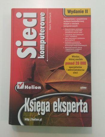 Sieci komputerowe. Księga eksperta. Wydanie II poprawione i uzupeł.