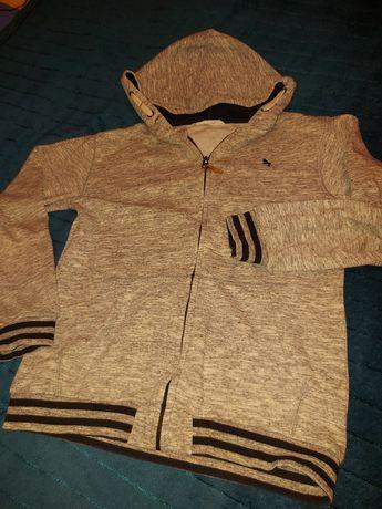 H&M bluza chłopięca z kapturem 146/152 cm na 10-12 lat