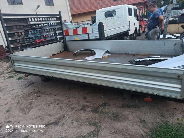 Paka Skrzynia ladunkowa  zabudowa 3.5 t  cabstar maxity