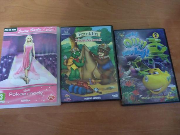 Bajki dla Dzieci na DVD płyta
