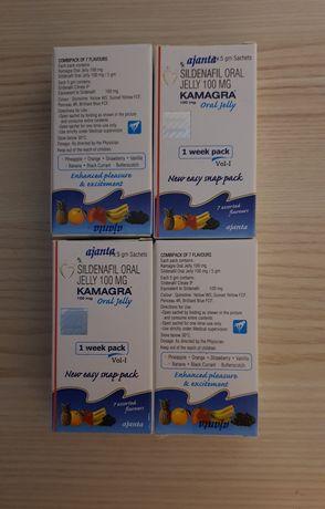 Potężna Erekcja dłuższy Stosunek Kamagra Oral Jelly