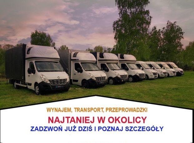 Przeprowadzki/transport/busy/tragarze/plandeka