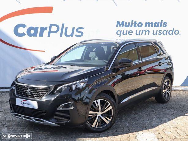 Peugeot 5008 1.6 BlueHDi 120cv GT Line EAT6