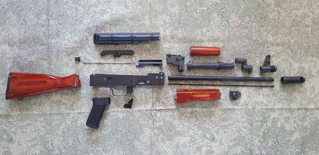 Asg części AK 74 105 AKM itp BOYI cyma