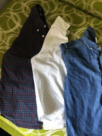 Koszule eleganckie na rozmiar 4/5 lat gap, reserved