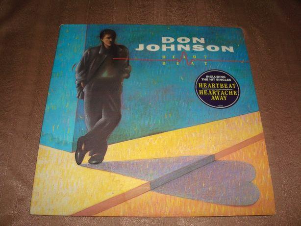 Płyty winylowe Don Johnson -HeartBeat
