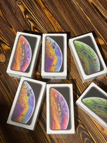 Новенькие iPhone