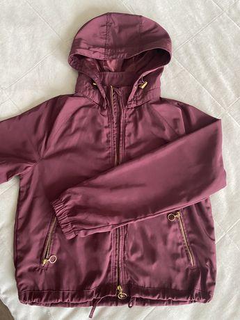 Легкая куртка-ветровка H&M на 10-11 лет