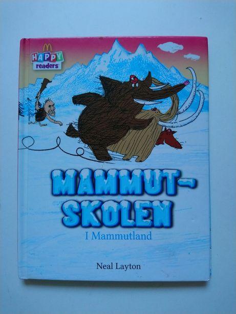 Книга Mammut Skolen на німецькій мові