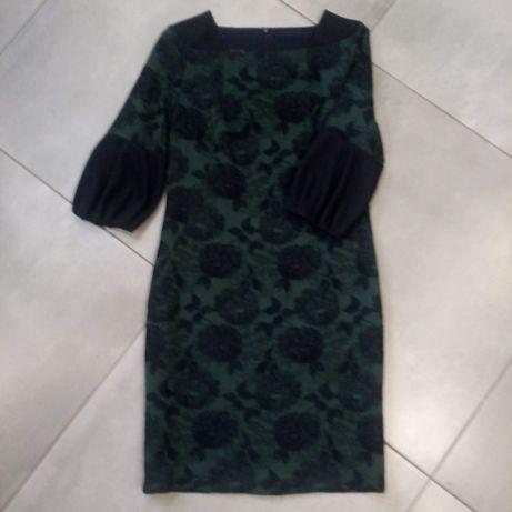 Sukienka dzianina 38 M