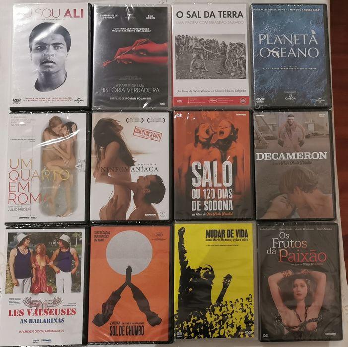DVD - Filmes e series Chafé - imagem 1