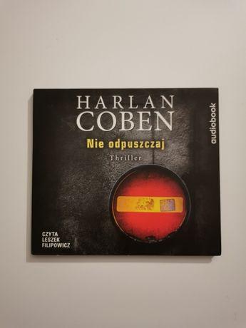 Nie odpuszczaj - Harlan Coben [audiobook CD]