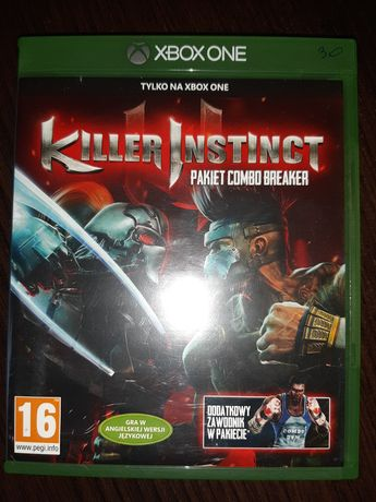 Killer instinct pakiet combo breaker  xbox one
