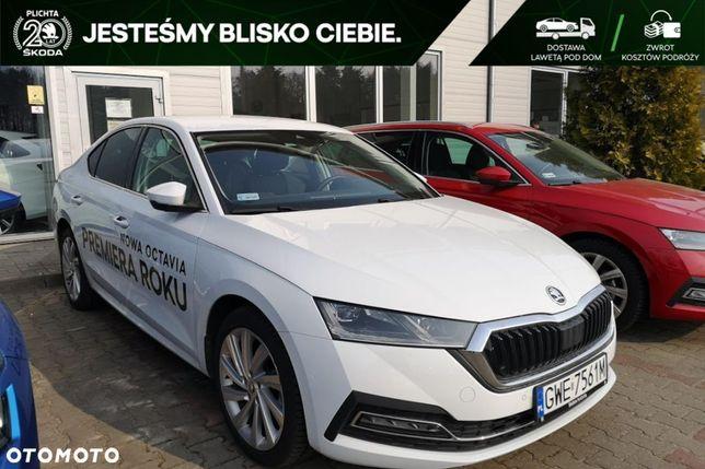 Škoda Octavia IV Ambition/Podemonstracyjna 1.5 TSI + Pakiet Selection