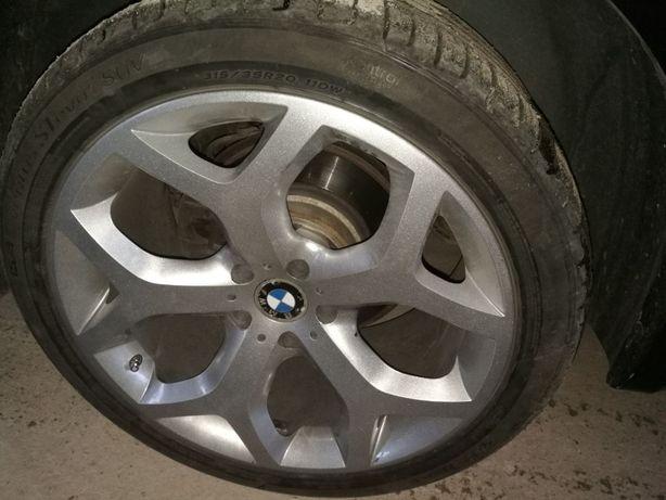 Продаю срочно колеса стиль 214 BMW Е70 Е53, Р20 разноширокие