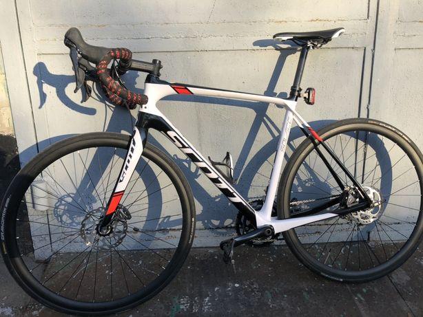 Велосипед шоссейный Scott Solase рама XL