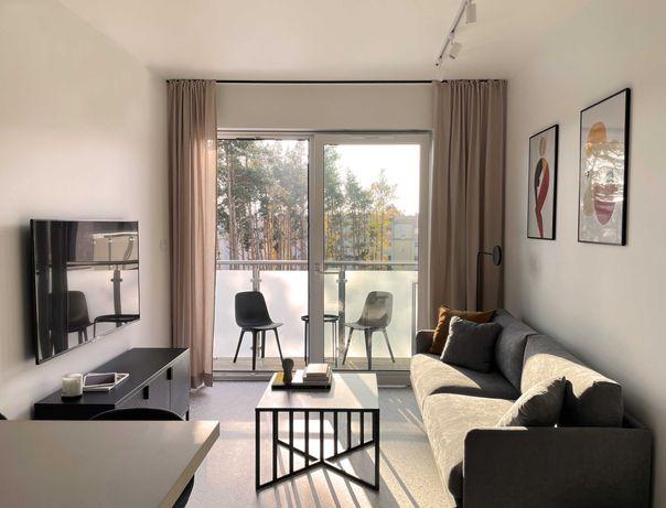 Nowe mieszkanie w pełni umeblowane