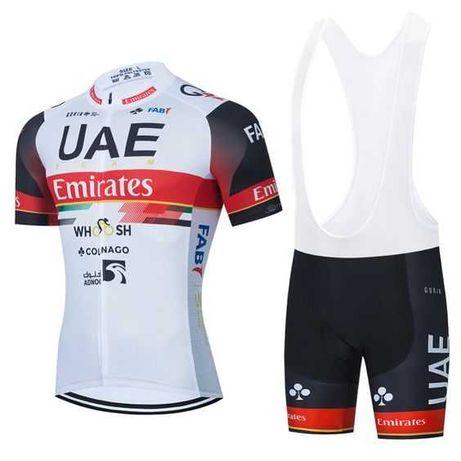 Equipamento Ciclismo BTT Tour INEOS / BORA / QUICKSTEP 2021