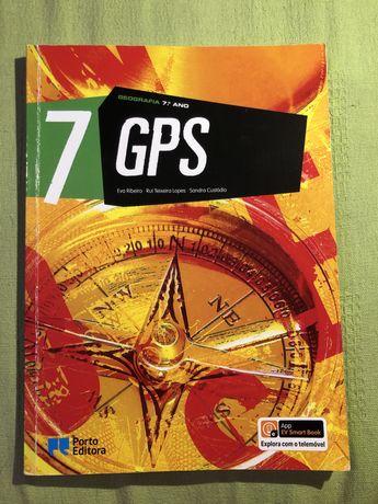 Caderno de atividades de Geografia Porto Editora 7 ano