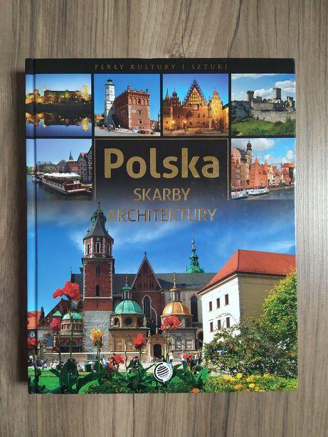 Książka Polska skarby architektury