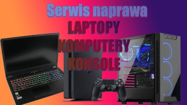Serwis komputerowy/składanie PC/Naprawa laptopów/Strona:tech-z1.pl