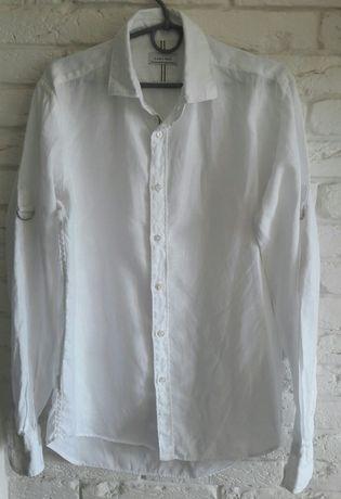 Zara мужская рубашка.