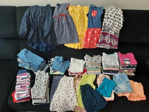 Pack de menina 2/3 anos, meia estação/verão. Usado em bom estado. 40€