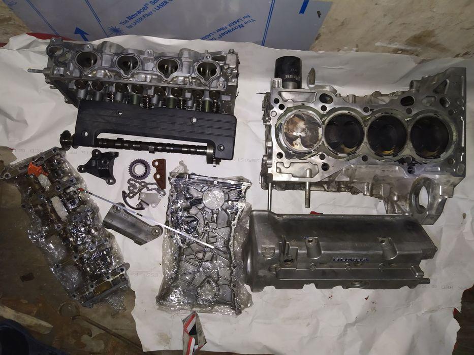 Двигатель Accord ( в Кузове cl7 ) 2004 г. 2.0 Бензин Киев - изображение 1