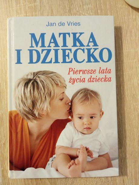 """""""Matka i dziecko""""-książka"""