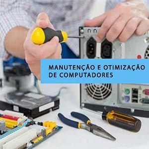 Manutenção e formatação em computadores