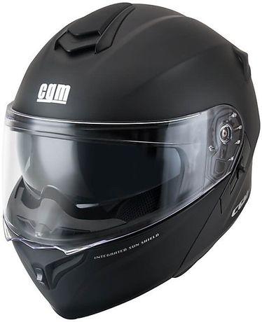 Мотоциклетный шлем CGM Italia Berlino Mono