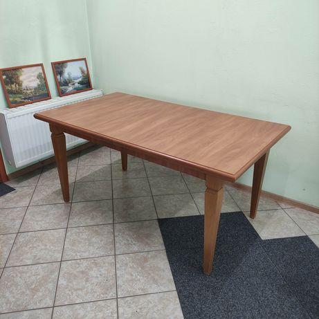 Stół rozkładany do salonu lub jadalni - kolor grusza