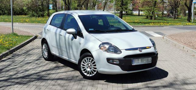 Fiat Grande Punto EVO 1,4 8V przebieg TYLKO 96 tys. SUPER STAN