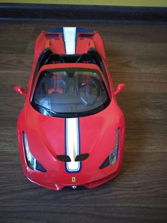 Zdalnie sterowane Ferrari