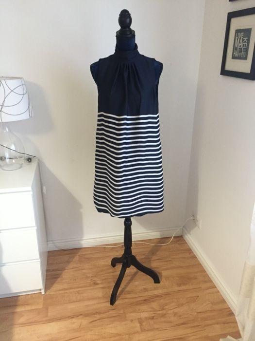 Sprzedam sukienkę w stylu marynarskim ZARA Słupsk - image 1
