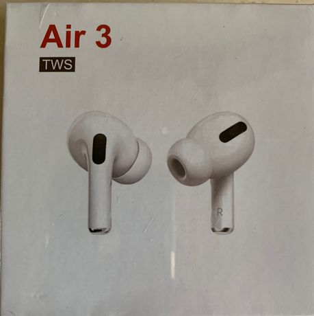 Słuchawki bezprzewodowe  Air3 pro tws AirPods iOS Android