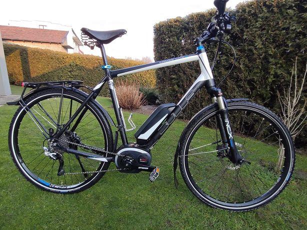 Rower elektryczny ebike Bulls Cross Lite E Bosch performance line