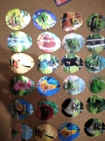 Карточки Angry Birds 3D Еко Маркет