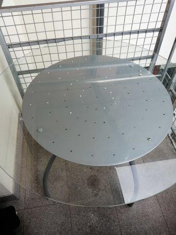 Sprzedam okrągły stół szklany (odbiór osobisty)