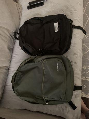 2 портфеля рюкзака pull&bear