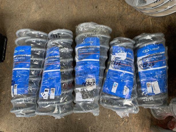 Пружины Зад,перед ВАЗ 2101,2102-04,06,2107,2108-09, 2110-2115 АвтоВАЗ
