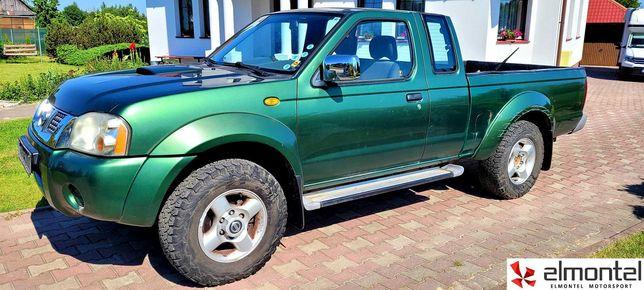 Nissan Pickup D22 King Cab Navara 2003 FV okazja zamiana